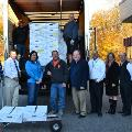 2016 turkey donation to Montville
