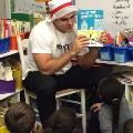 Jeff Hamilton, Read Across America 2016